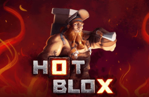 Hot Blox side logo review