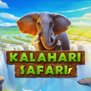Kalahari Safari logo review