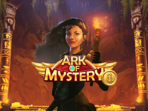 Ark Of Mystery logo achtergrond