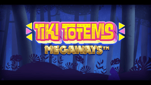 Tiki Totems Megaways side logo review