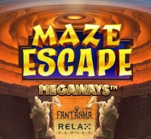 Maze Escape Megaways logo review