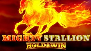 Mighty Stallion logo review