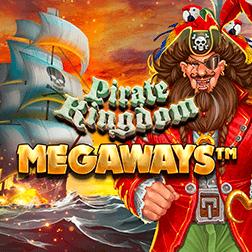 Pirate Kingdom Megaways logo achtergrond
