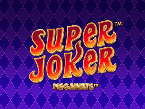 Super Joker Megaways logo review