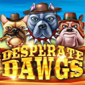 Desperate Dawgs logo achtergrond