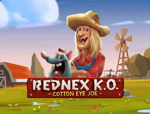 Rednex KO logo achtergrond