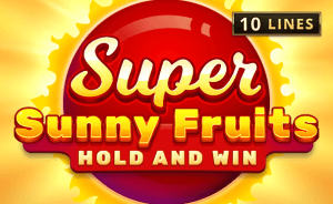 Super Sunny Fruits side logo review