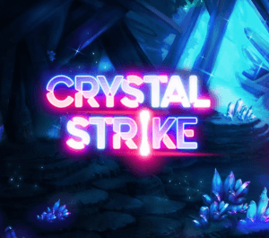 Crystal Strike logo review
