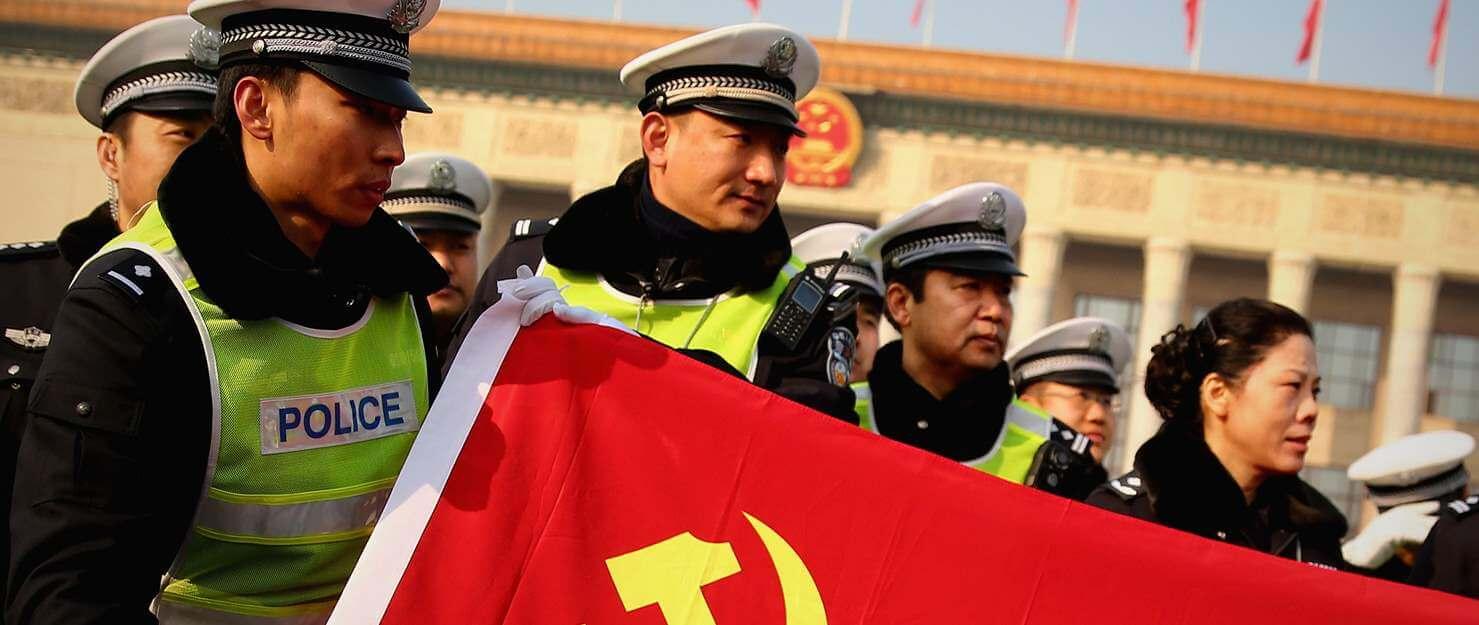 China Politie Macau