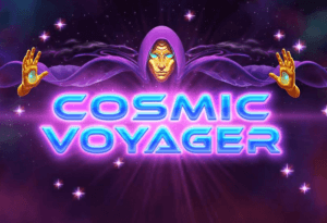 Cosmic Voyager logo review