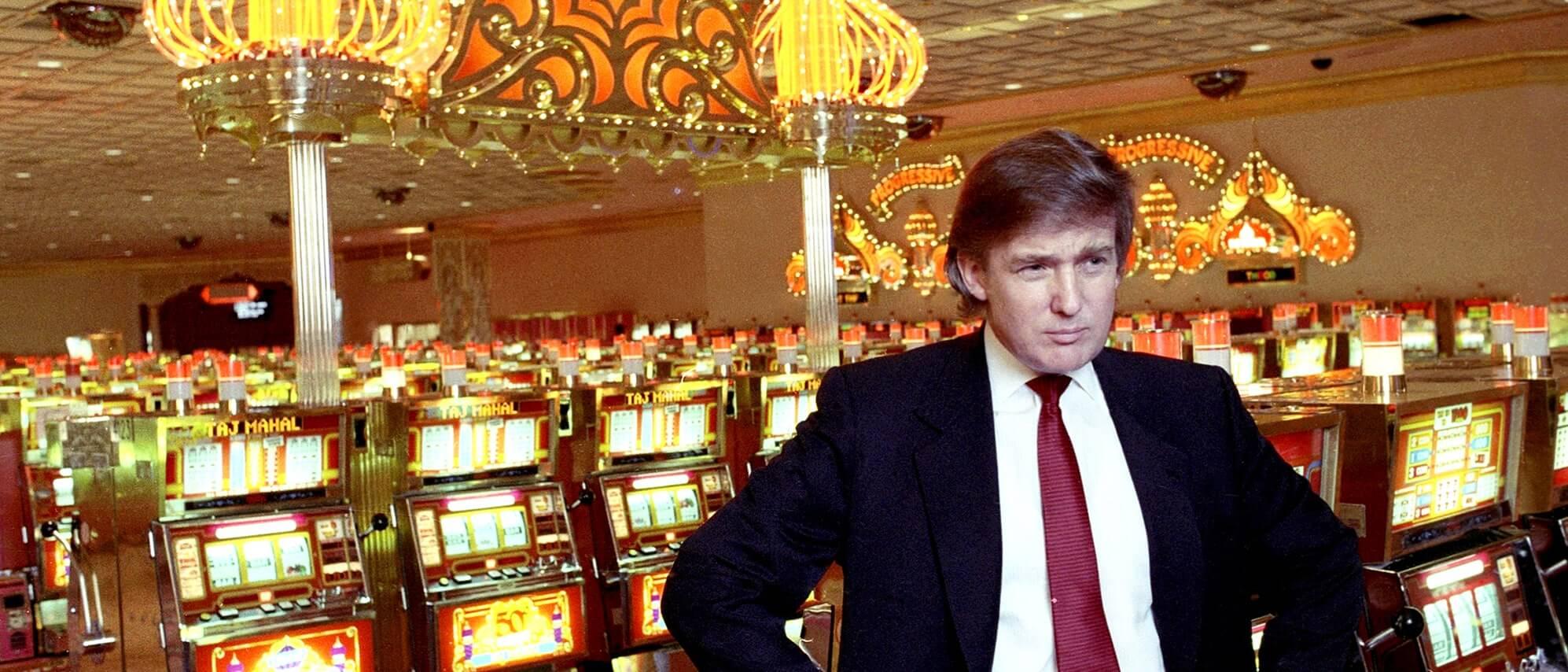 Donald Trump CS Casino