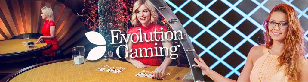 Evolution Gaming CS JVH