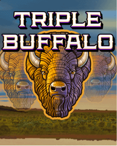 Triple Buffalo logo review