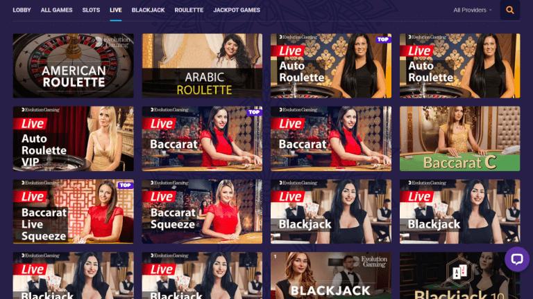 Samosa Casino Screenshot 3