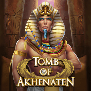Tomb of Akhenaten logo review