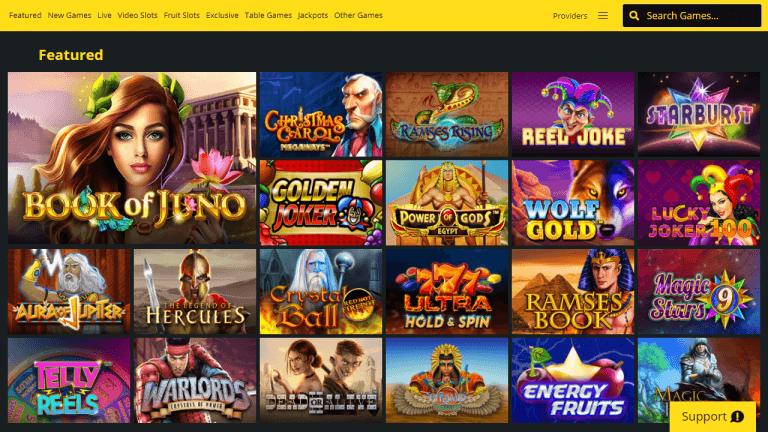 Whamoo Casino Screenshot 2