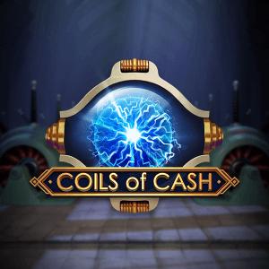 Coils of Cash logo achtergrond
