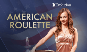 American Roulette Live logo achtergrond