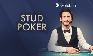 Caribbean Stud Poker logo achtergrond