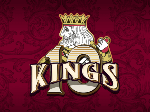 10 Kings side logo review