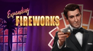 Expanding Fireworks side logo review
