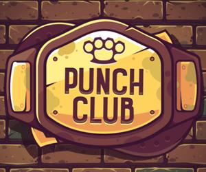 Punch Club logo achtergrond