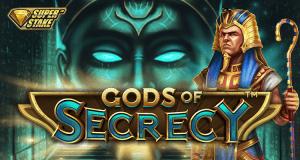 Gods Of Secrecy logo achtergrond