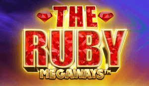 The Ruby Megaways logo review