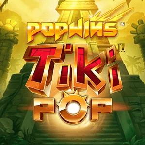TikiPop logo achtergrond