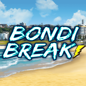Bondi Break logo achtergrond