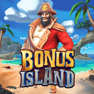 Bonus Island logo achtergrond
