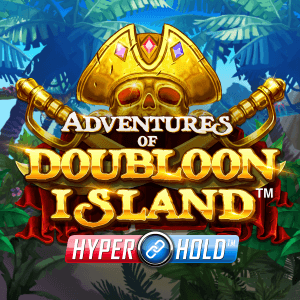 Adventures Of Doubloon Island logo achtergrond