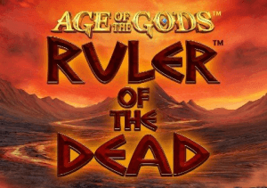 Age of the Gods: Ruler of the Dead side logo review