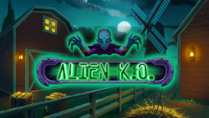 Alien KO side logo review