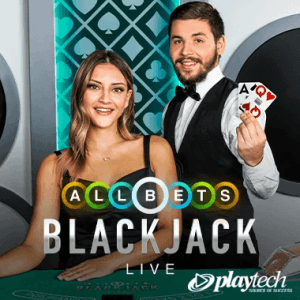 All Bets Blackjack side logo review
