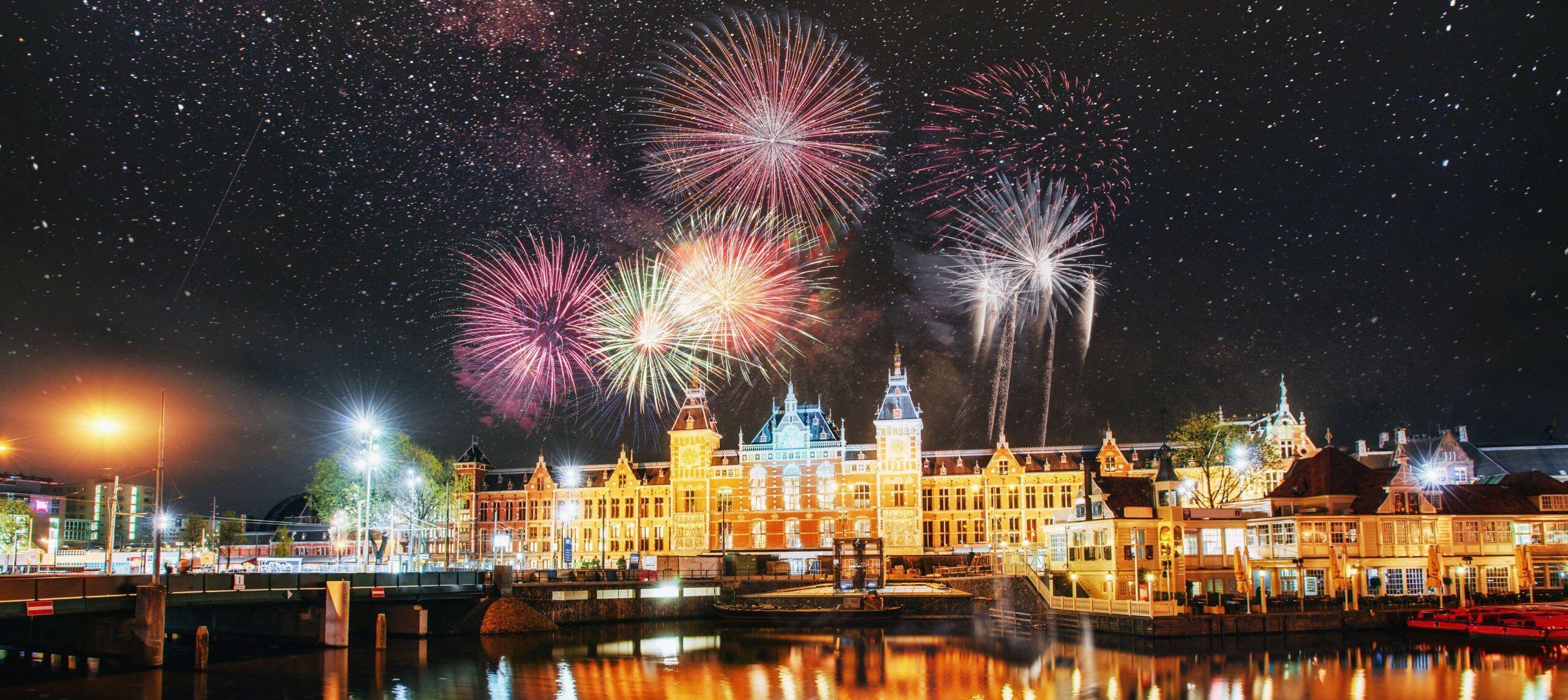 Amsterdam Vuurwerk CS