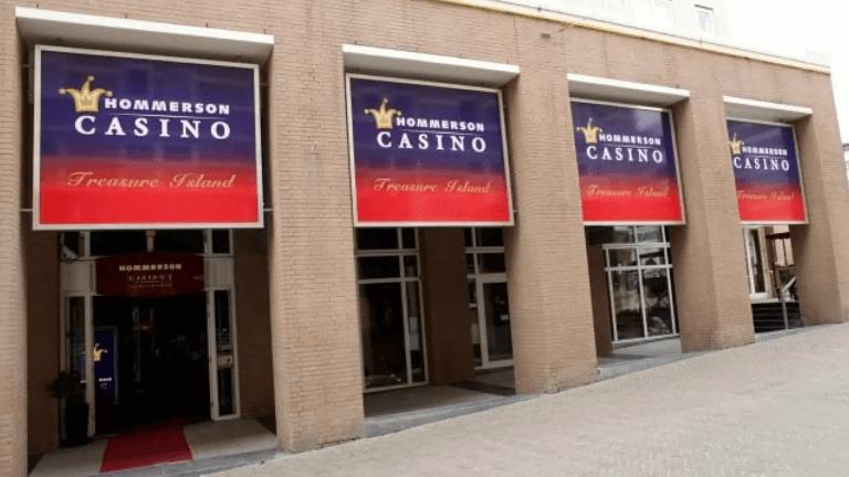 Hommerson Casino Screenshot 2