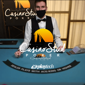 Casino Stud Poker logo review