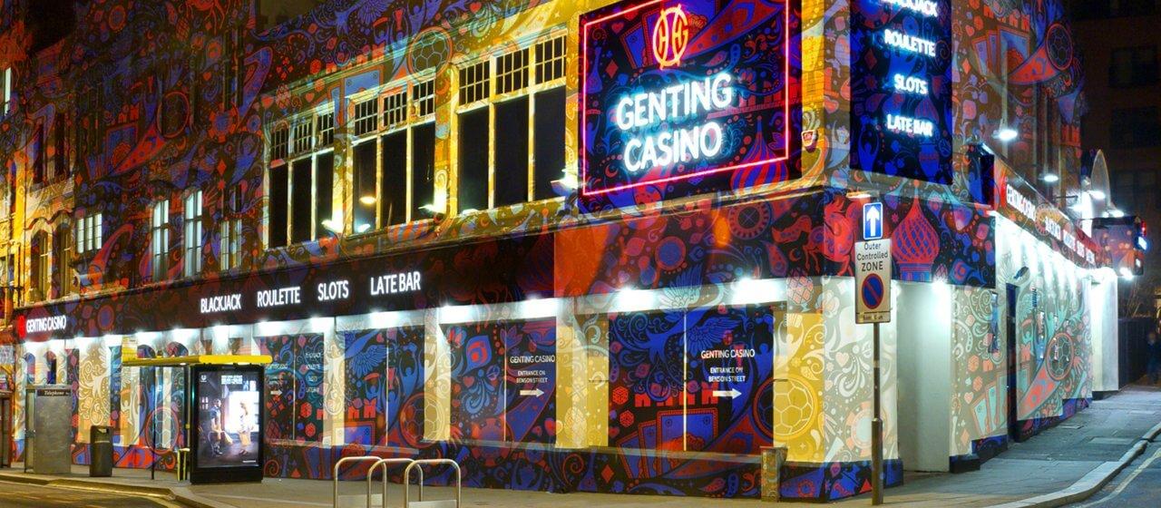 Genting Casino CS NYC