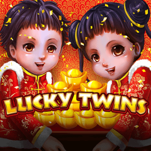Lucky Twins logo review