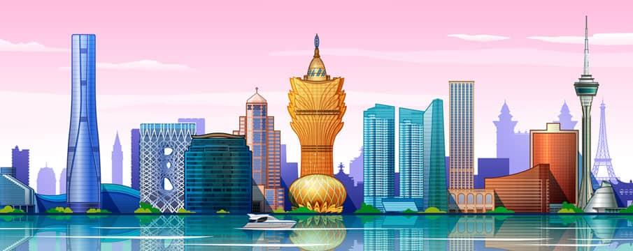 Macau CS Amerikaanse casino