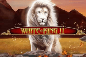 White King II side logo review
