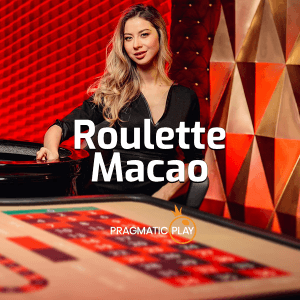 Roulette Macao logo achtergrond