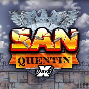 San Quentin xWays logo achtergrond