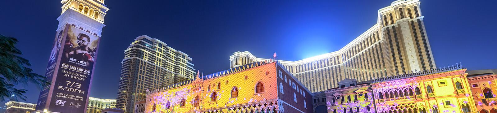 Venetian Palazzo CS