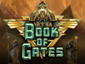 Book Of Gates side logo review
