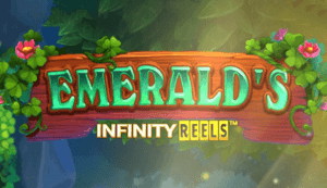 Emerald's Infinity Reels logo review