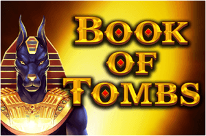 Book Of Tombs logo achtergrond