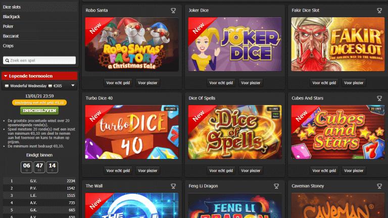 Bingoal Casino Screenshot 2