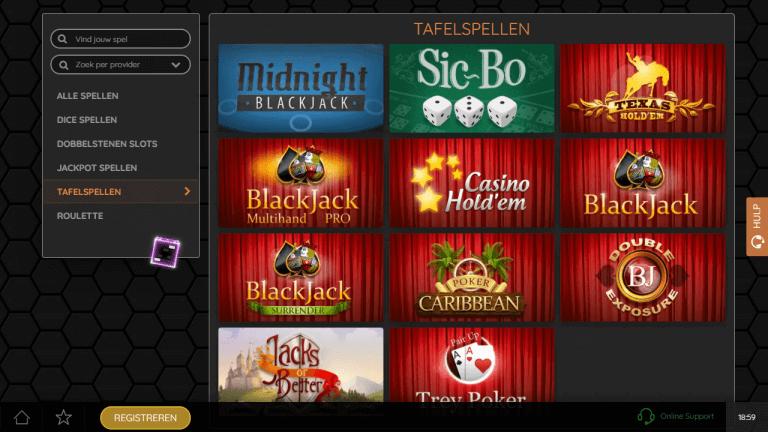 SuperGame Casino Screenshot 3